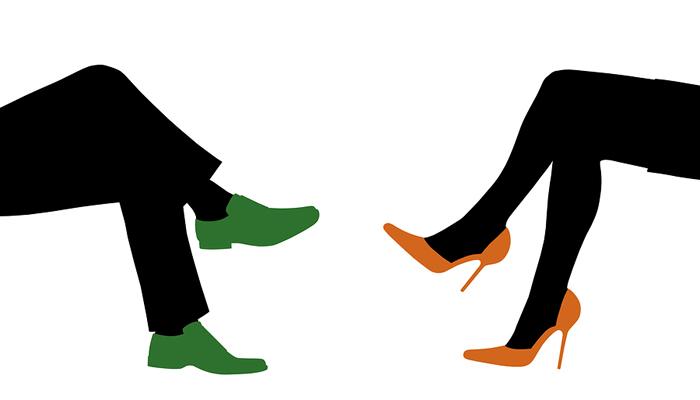Men, women and leadership success
