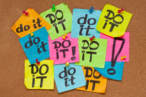 What is it that you are putting off doing?