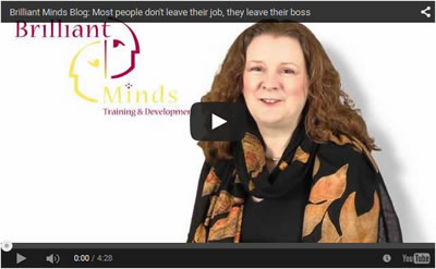 [Video] Most people don't leave their job, they leave their boss