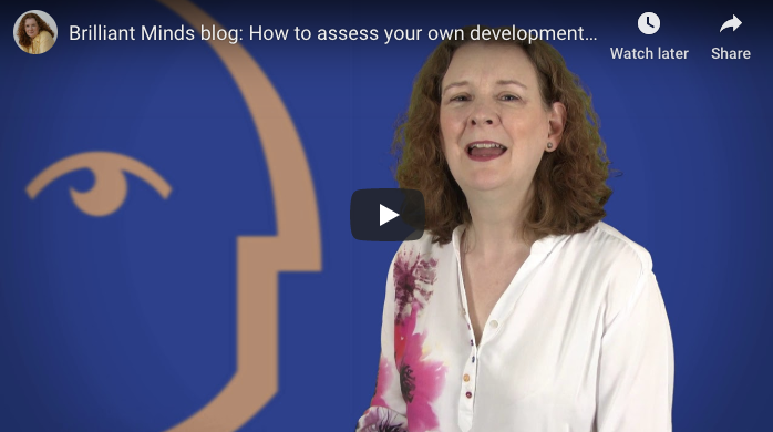 [Video] How to assess your own development needs