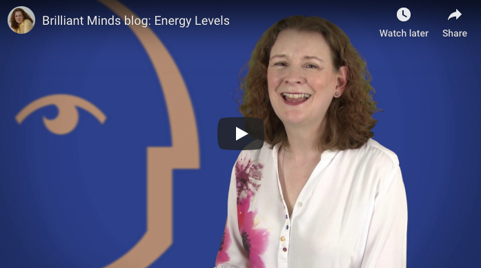 [Video] Energy Levels