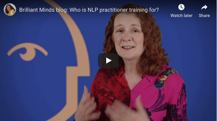 [Video] Who is NLP Practitioner Training for?