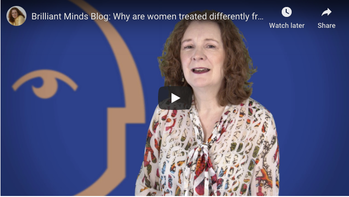 [Video] Why are women treated differently from men at work?