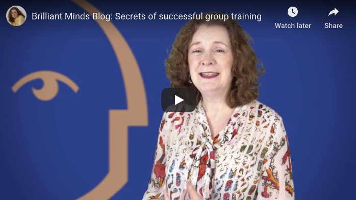 [Video] Secrets of successful group training
