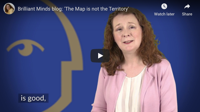 [Video] The Map Is Not The Territory