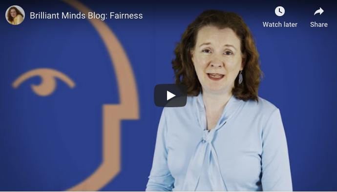 [Video] Fairness
